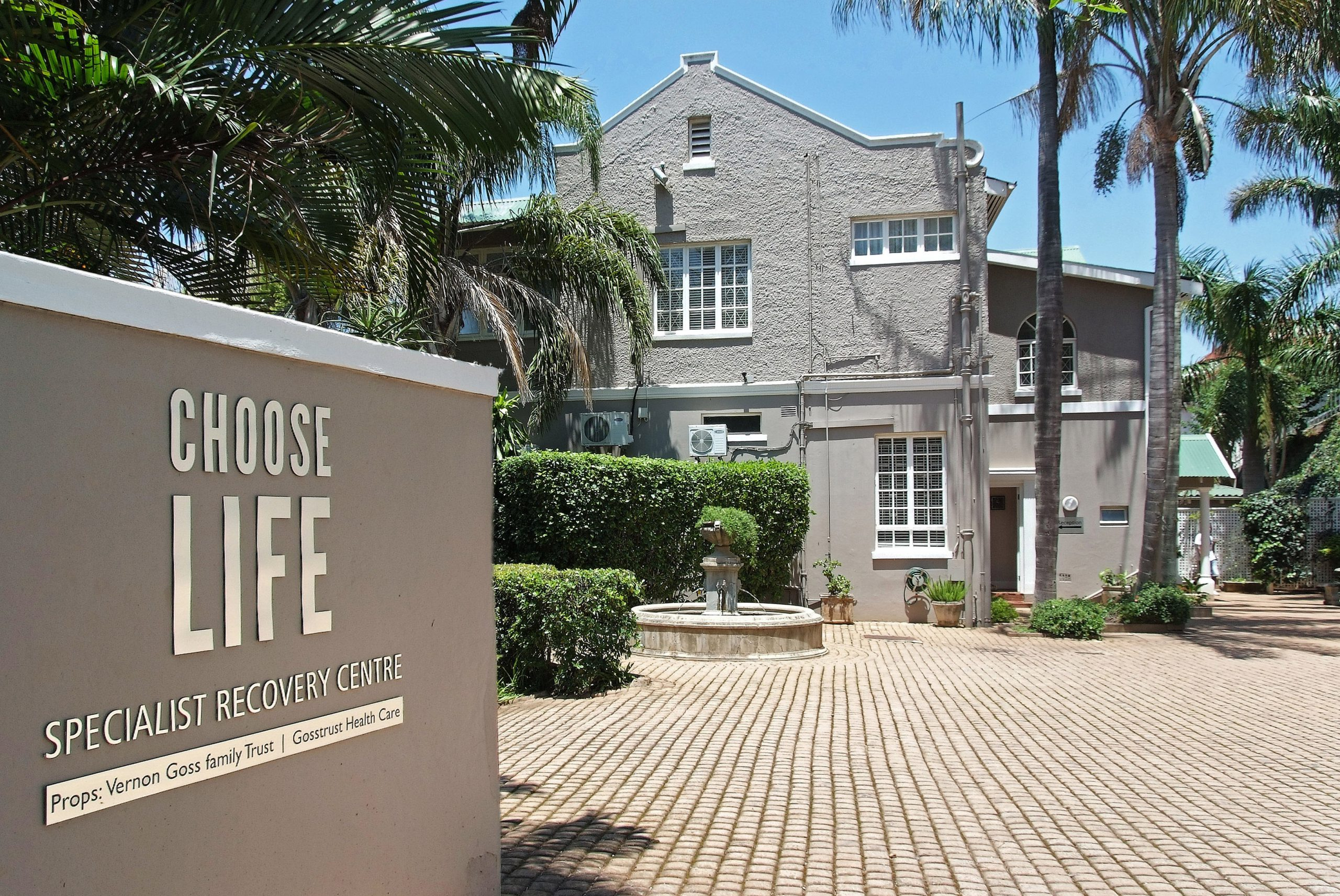 Choose Life entrance