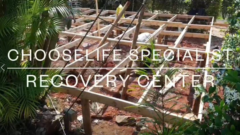 Chooselife – New Extension to facilities